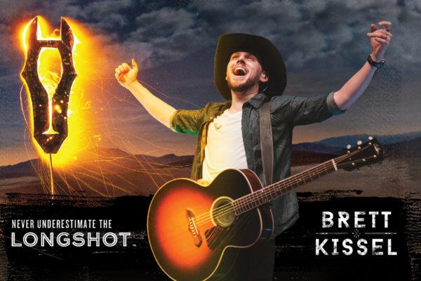 07-25-2019 Longshot Brett Kissel Mainstage Sinage