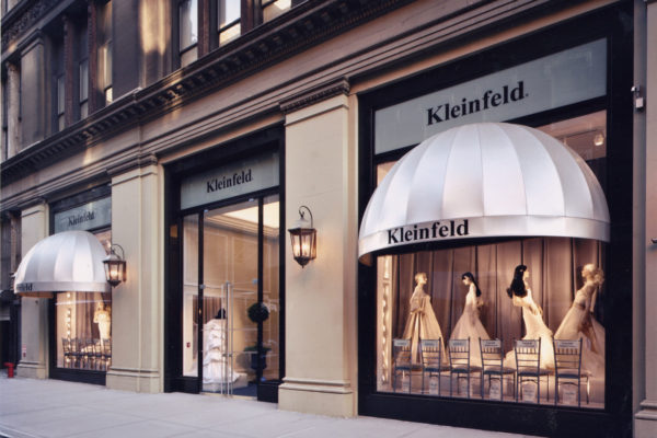 Hudson's Bay brings world-famous designer bridal retailer, Kleinfeld, to Canada; slated to open in early 2014 at the Toronto Queen Street location. (CNW Group/Hudson's Bay Company)