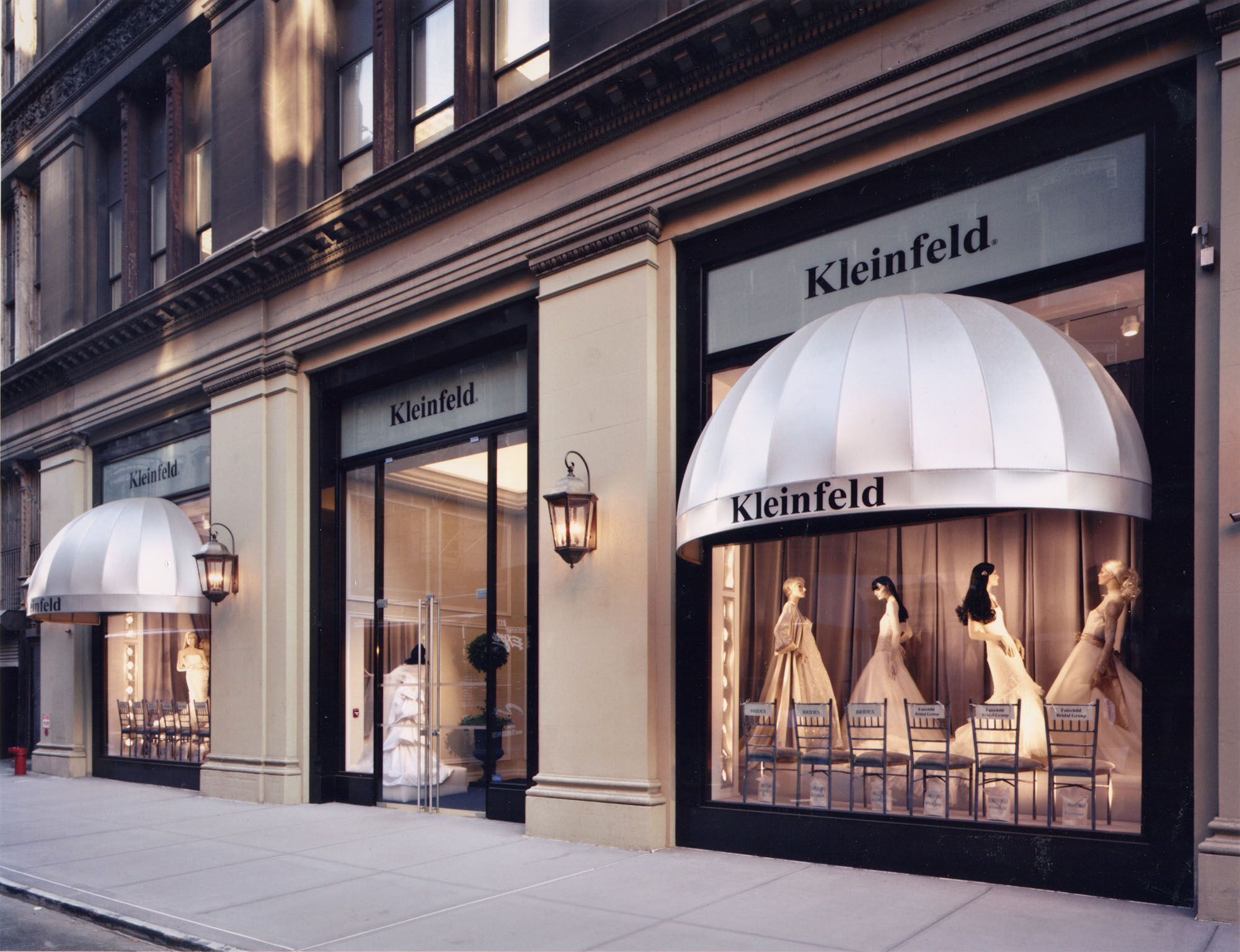 Say 'YES' To Kleinfeld