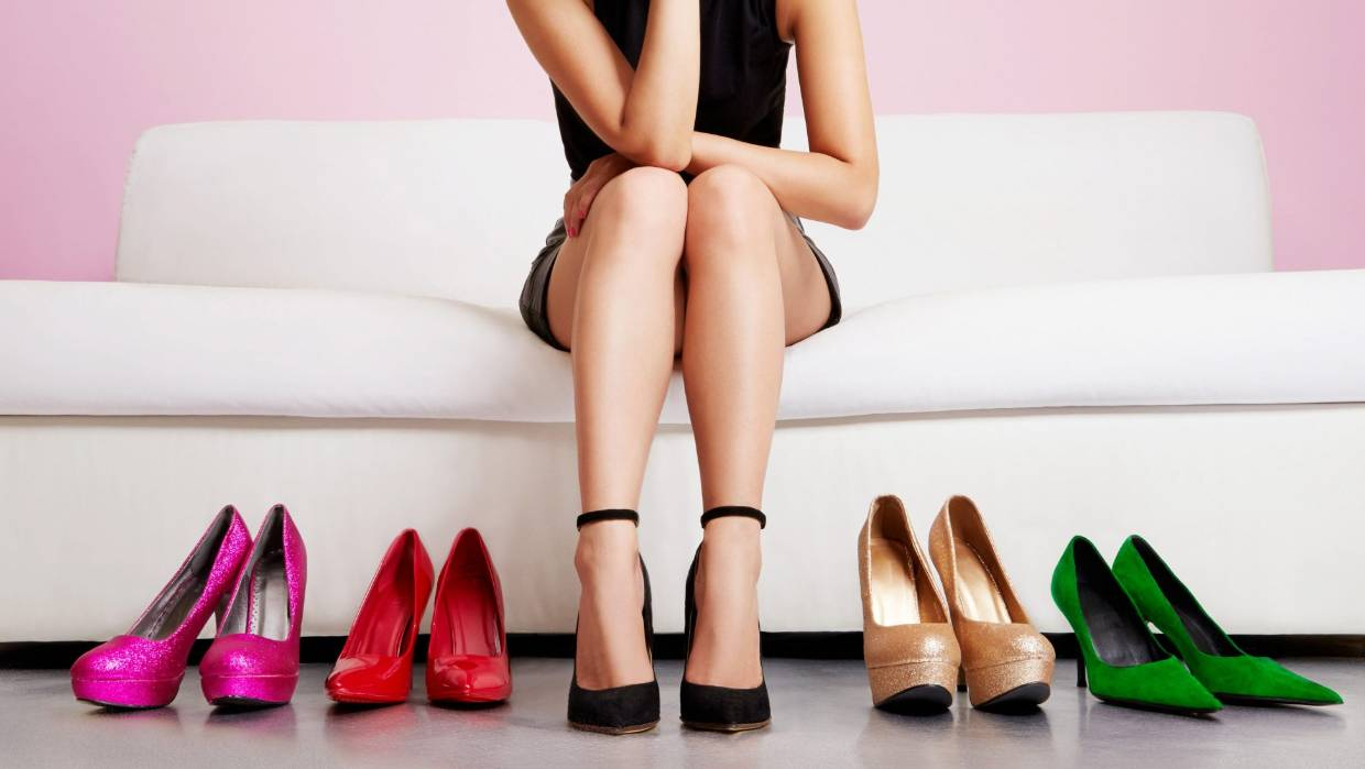 Canadians Fall In Love With Their Shoes All Over Again